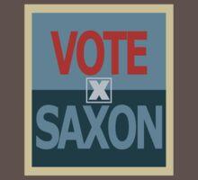 Vote Saxon by flaminska
