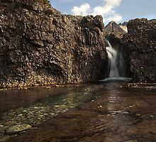 Fairy Pools, Isle of Skye by Stuart Blance