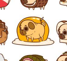 Puglie Food 2 Sticker