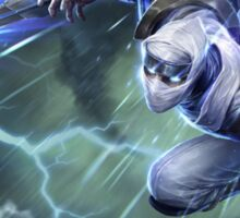 Shockblade Zed - League of Legends Sticker