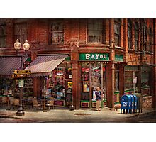 Store - Albany, NY - The Bayou Photographic Print