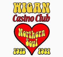 Wigan Casino Club Northern Soul Dancing Unisex T-Shirt