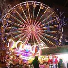 Edinburgh Christmas Market Fair by weecritter