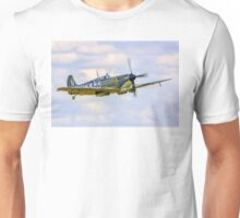Seafire LF.IIIc PP972 G-BUAR first post-restoration display Unisex T-Shirt