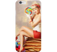 Pancake iPhone Case/Skin