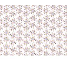 Swirly Gig Pattern Photographic Print