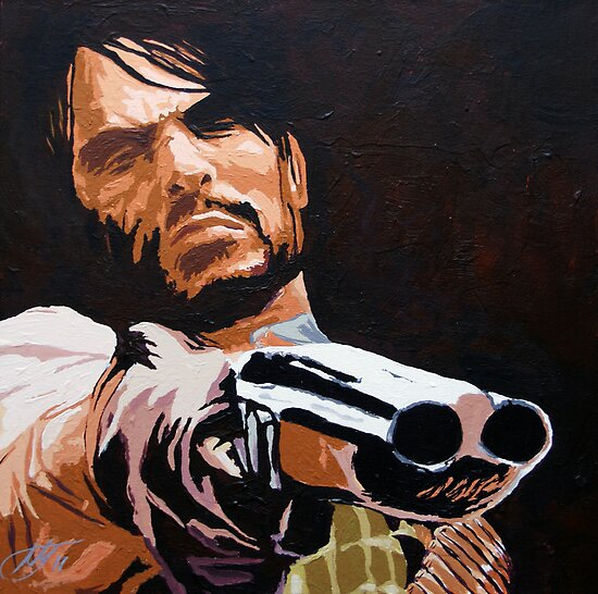 John Marston by anticus50