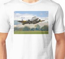 Meteor T.7 debut take-off Unisex T-Shirt
