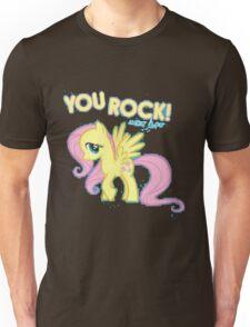 Fluttershy You rock Unisex T-Shirt