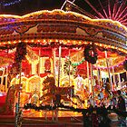 The beautiful Merry go round! by weecritter