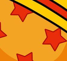 DBZ x One Piece Sticker