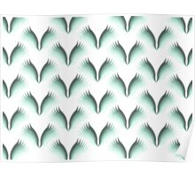 Wing Pattern Poster