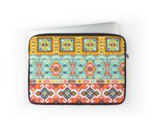 Aztec colorful fashion pattern Laptop Sleeve