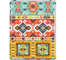 Aztec colorful fashion pattern iPad Case/Skin