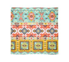 Aztec colorful fashion pattern Scarf