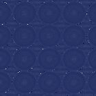 Blue Paisley Pattern by Wealie