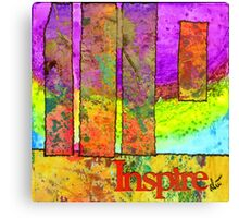 Three Plus One Equals More Than Four! Canvas Print