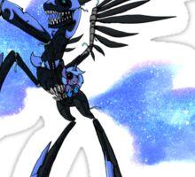 My Little Pony - MLP - FNAF - Nightmare Moon Animatronic Sticker