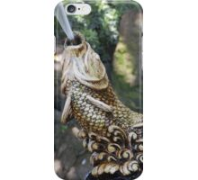 Fish Fountain iPhone Case/Skin