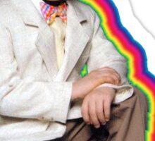 Rainbow Portrait Sticker