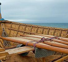 High And Dry ~ Lyme Regis by Susie Peek
