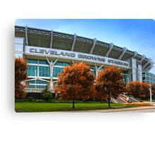 Cleveland Browns Stadium - Cleveland, Ohio Canvas Print