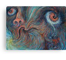 Una Furtiva Lagrima Canvas Print