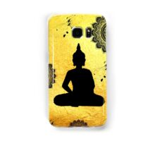 Yogi and Mandala Samsung Galaxy Case/Skin