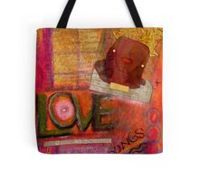 I Sing LOVE Songs Tote Bag