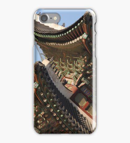 Korean Palace Roof II iPhone Case/Skin