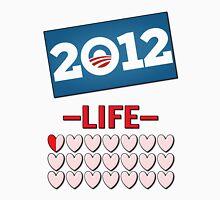 Anti Obama 2012 No Life Unisex T-Shirt
