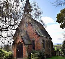 Historic Chapel by Karine Radcliffe