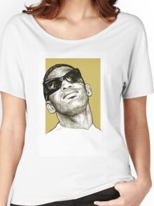 Ray Charles Women's Relaxed Fit T-Shirt