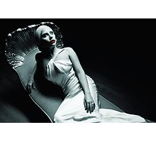 American Horror Story - The Countess Photographic Print