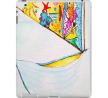 A Postcard from Marseille iPad Case/Skin