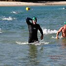 Kingscliff Triathlon 2011 Swim leg C384 by Gavin Lardner