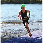 Kingscliff Triathlon 2011 Swim leg P108 by Gavin Lardner