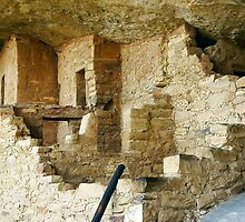 Balcony House, Mesa Verde National Park, Colorado, USA by Kenneth Keifer