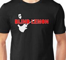 Blind Lemon Black Design Unisex T-Shirt