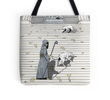 Prelude to battle - the White Queen-Bishop's Tale... Tote Bag
