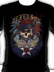 Defensor Fortis Skull Urban T-Shirt