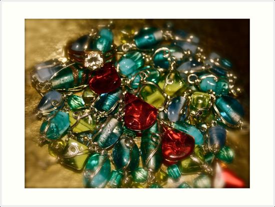 Blood Diamond by Linda Bianic