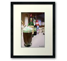 An Irish Offer... Framed Print
