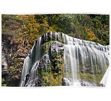 Big Falls at Burgess Falls State Park, Sparta Tennessee Poster
