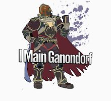 I Main Ganondorf - Super Smash Bros. T-Shirt