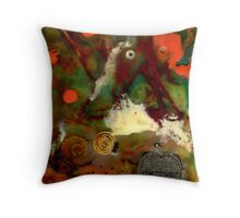Triumph Over Tragedy Throw Pillow