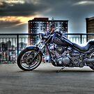 Motorbike -  2 by camfischer