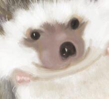 Hedgehog Hangout Sticker