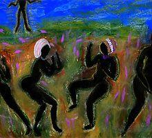 Dancing a Deliverance Prayer by © Angela L Walker