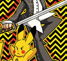 Pokemon x Persona - Team Ziodyne Sticker